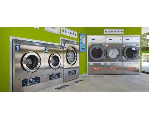 Γνωρίστε τα κορυφαία επαγγελματικά πλυντήρια / στεγνωτήρια / σιδερωτήρια της IMESA
