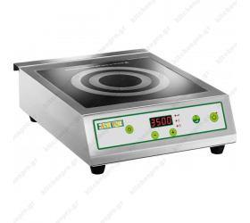 Επαγγελματικές Επαγωγικές (Induction) & Κεραμικές Κουζίνες