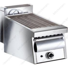 Επαγγελματικό Grill (Γκριλίερα) Αερίου 44x69 εκ. ARTEMIS 1 VRETTOS