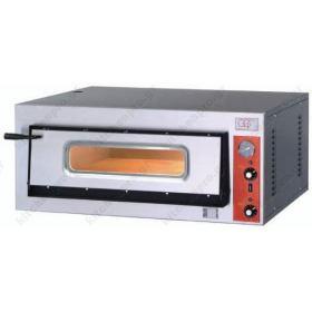 Φούρνος Πίτσας Ηλεκτρικός για 4 Πίτσες 30x30 εκ GGF Ιταλίας
