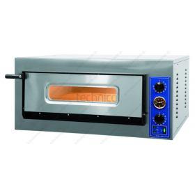 Φούρνος Πίτσας Ηλεκτρικός για 4 Πίτσες 32x32 εκ GGF Ιταλίας