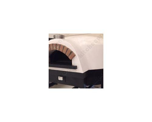 Χτιστός Φούρνος Πίτσας Ξύλου 8 Πίτσες 30 εκ. SFERA CEKY Ιταλίας
