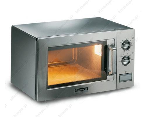 Επαγγελματικός Φούρνος Μικροκυμάτων 1kW 22 Λίτρων ΝΕ1027 PANASONIC Ιαπωνίας