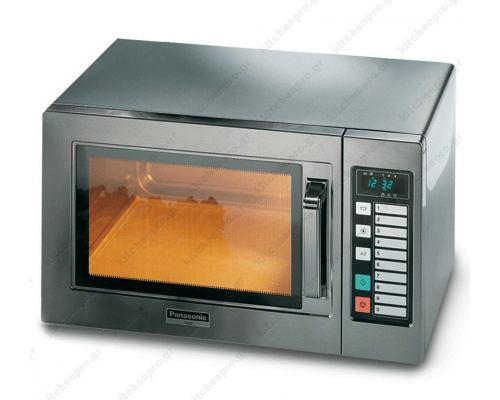 Προγραμματιζόμενος Επαγγελματικός Φούρνος Μικροκυμάτων 1 kW 22 Λίτρων ΝΕ1037 PANASONIC Ιαπωνίας
