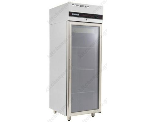 Επαγγελματικό Ψυγείο Θάλαμος-Συντήρηση με Κρυστάλλινη Πόρτα CAS172/GL -2ºC/+8ºC INOMAK Ελλάδος
