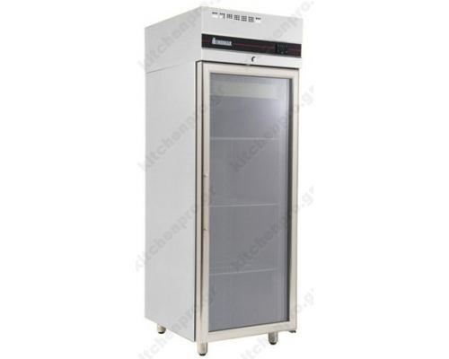 Επαγγελματικό Ψυγείο Θάλαμος-Κατάψυξη με Κρυστάλλινη Πόρτα -18ºC/-10ºC CBS172GL INOMAK Ελλάδος