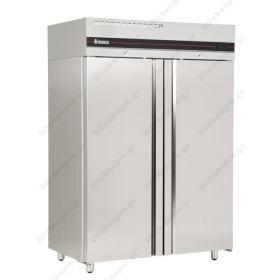 Όρθιο Ψυγείο Θάλαμος Κατάψυξη 0ºC/ -21ºC Slim Line INOMAK