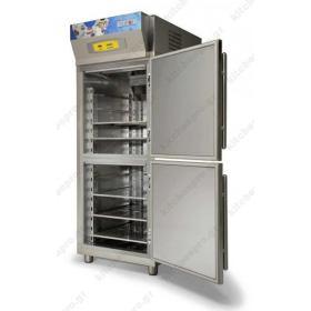 Ψυγείο Θάλαμος Παγωτού Ζαχαροπλαστικής & Σοκολάτας για 80 Λεκανάκια. -30°C / +18ºC