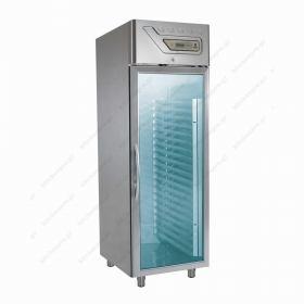 Ψυγείο Θάλαμος Συντήρηση Ζαχαροπλαστικής με Κρυστάλλινη Πόρτα για 20 Ταψιά 40χ60 εκ.