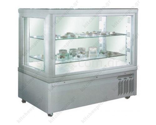 Επαγγελματικό Ψυγείο Βιτρίνα Συντήρηση Γλυκών - Ζαχαροπλαστικής 150 εκ. 5 LE NFP TEKNA Ιταλίας
