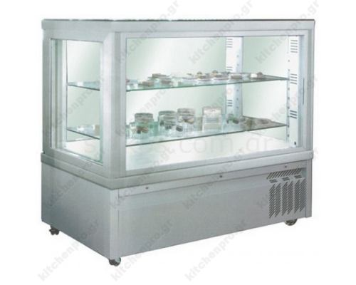 Επαγγελματικό Ψυγείο Βιτρίνα Συντήρηση Γλυκών - Ζαχαροπλαστικής 90 εκ. 5 LE NFP TEKNA Ιταλίας