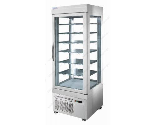 Επαγγελματικό Ψυγείο Βιτρίνα Συντήρηση Γλυκών - Ζαχαροπλαστικής 67 x 64 εκ. 4400PV TEKNA Ιταλίας