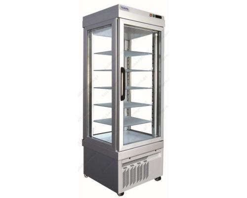 Επαγγελματικό Ψυγείο Βιτρίνα Κατάψυξη Παγωτών - Ζαχαροπλαστικής 76 x 76 εκ. 5400NFN TEKNA Ιταλίας