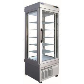 Επαγγελματικό Ψυγείο Βιτρίνα Συντήρηση Γλυκών -Ζαχαροπλαστικής 76χ76χ186 εκ.TEKNA Ιταλίας