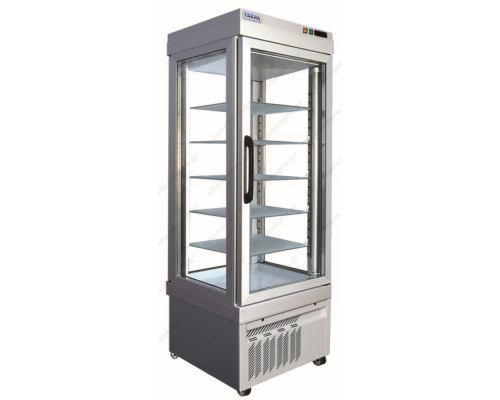 Επαγγελματικό Ψυγείο Βιτρίνα Συντήρηση Γλυκών - Ζαχαροπλαστικής 76 x 76 εκ. 5400PV TEKNA Ιταλίας