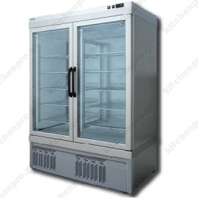 Επαγγελματικό Ψυγείο Βιτρίνα Κατάψυξη Παγωτών -Ζαχαροπλαστικής 132χ64χ191 εκ. TEKNA Ιταλίας