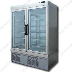 Επαγγελματικό Ψυγείο Βιτρίνα Συντήρηση Γλυκών - Ζαχαροπλαστικής 132χ64χ191 εκ.TEKNA Ιταλίας
