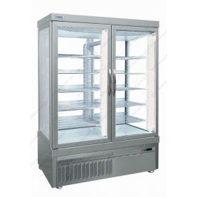 Επαγγελματικό Ψυγείο Βιτρίνα Κατάψυξη Παγωτών - Ζαχαροπλαστικής 132χ64χ191 εκ. TEKNA Ιταλίας