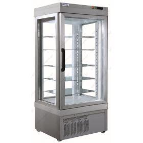 Επαγγελματικό Ψυγείο Βιτρίνα Συντήρηση Γλυκών - Ζαχαροπλαστικής 90χ64χ186 εκ.TEKNA Ιταλίας