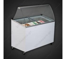 Ψυγεία Βιτρίνες Παγωτού