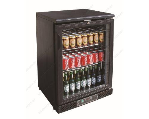 Ψυγείο Back Bar Βιτρίνα DB125H-i TEFCOLD Δανίας