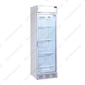 Βιτρίνα Συντήρηση Μπουκαλιών (SUBZERO) Αρνητικών Θερμοκρασιών -6ºC/+5°C 390 Λίτρα