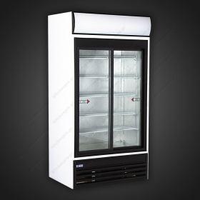 Επαγγελματικό Ψυγείο Βιτρίνα Αναψυκτικών 100 εκ Πλάτος x 201 εκ Ύψος UGUR 1000 DIKL