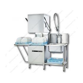 Πλυντήριο Πιάτων Ποτηριών Καμπάνα καλάθι 50χ50 εκ. HOBART Γερμανίας