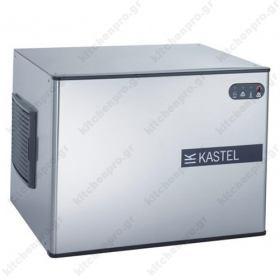 Επαγγελματική Παγομηχανή 150 Κιλών Παγάκι 17 gr. (Σύστημα Ψεκασμού) ARISTARCO - KASTEL Ιταλίας