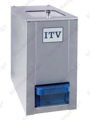 Επαγγελματικός Θρυμματιστής Πάγου 3Kg/Λεπτό TR3 ITV Ισπανίας
