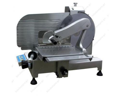 Ζαμπονομηχανή με Γρανάζι 35 εκ. για Κρέας Ρυθμιζόμενης Κάθετης Κοπής ATC-350 ESSEDUE Ιταλίας