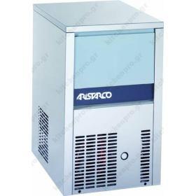 Επαγγελματική Παγομηχανή 30 Kg  Συμπαγές Παγάκι 40 gr. ( Σύστημα ψεκασμού) ARISTARCO - KASTEL Ιταλίας