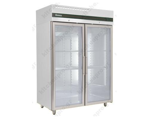 Επαγγελματικό Ψυγείο Θάλαμος-Συντήρηση με Κρυστάλλινες Πόρτες CES2144/GL -2ºC/+8ºC INOMAK Ελλάδος