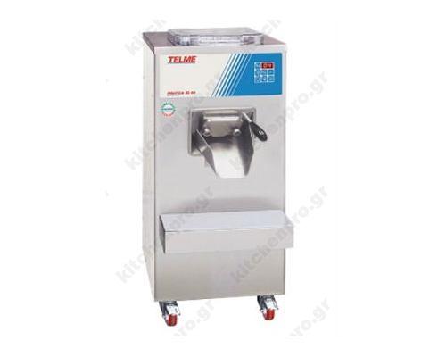 Μηχανή Παραγωγής Παγωτού 60 Λίτρων PRATICA 42-60 TELME Ιταλίας