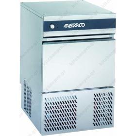 Επαγγελματική Παγομηχανή 45 Κιλών Παγάκι 17 gr. (Σύστημα Καταράκτη) ARISTARCO - KASTEL Ιταλίας
