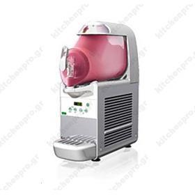 Μονή Μηχανή Γιαουρτιού & Soft Παγωτού 6 Λίτρων BRAS Ιταλίας