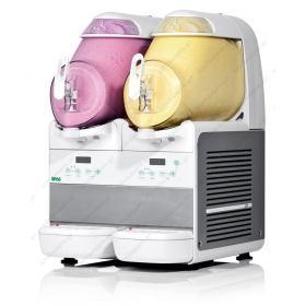 Διπλή Μηχανή Γιαουρτιού & Soft Παγωτού 6 Λίτρων BRAS Ιταλίας