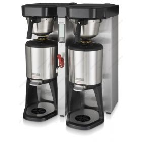 Διπλή Μηχανή Καφέ Φίλτρου BRAVILOR Ολλανδίας AURORA TWH