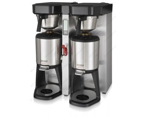 Διπλή Μηχανή Καφέ Φίλτρου AURORA TWH BRAVILOR Ολλανδίας