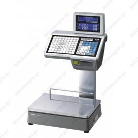 Ηλεκτρικός Ζυγός Ετικέτας & Χαρτοταινίας CAS CL-5500D-15Κ