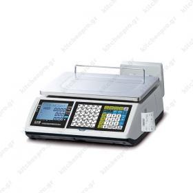 Ηλεκτρικός Ζυγός Χαρτοταινίας CAS CT-100-30-B