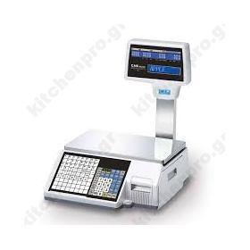 Ηλεκτρικός Ζυγός Ετικέτας & Χαρτοταινίας CAS CL5500-30-R