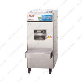 Προγραμματιζόμενη Μηχανή Παραγωγής Παγωτού 90 Λίτρων TELME Ιταλίας Σειρά ECOGEL