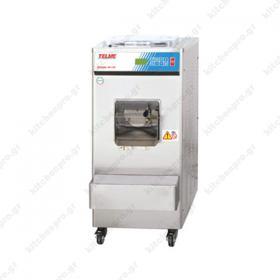 Προγραμματιζόμενη Μηχανή Παραγωγής Παγωτού 120 Λίτρων TELME Ιταλίας Σειρά ECOGEL