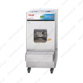 Προγραμματιζόμενη Μηχανή Παραγωγής Παγωτού 160 Λίτρων TELME Ιταλίας σειρά ECOGEL