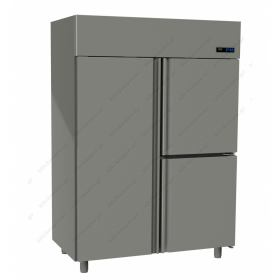 Όρθιο Ψυγείο Συντήρηση me 3 Πόρτες -2°C/+5°C GINOX