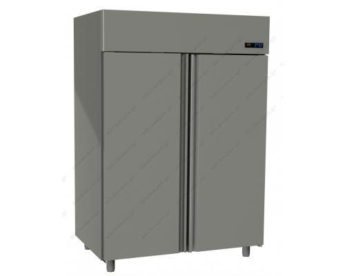 Επαγγελματικό Ψυγείο Θάλαμος Κατάψυξη με 2 Πόρτες Slim Line 1315 Lt GINOX Ελλάδος