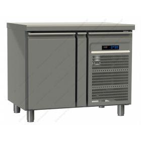 Επαγγελματικό Ψυγείο Πάγκος Συντήρηση 95.5χ70 εκ με 1 Πόρτα GN 1/1 GINOX