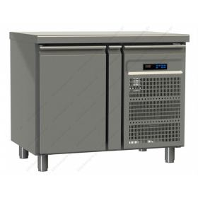 Επαγγελματικό Ψυγείο Πάγκος Συντήρηση 95.5χ60 εκ με 1 Πόρτα GINOX