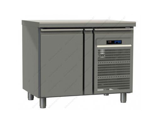 Επαγγελματικό Ψυγείο Πάγκος-Συντήρηση 95.5 x 60 εκ. με 1 Πόρτα GINOX Eλλάδος